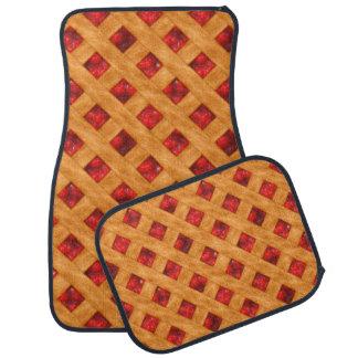 Hot Cherry Pie Floor Mat