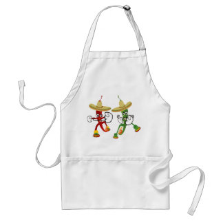 Hot Chili Contest Standard Apron