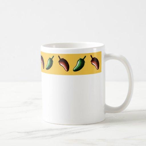 Hot Chili Peppers Coffee Mug