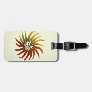 Hot Chili Peppers Luggage Tag