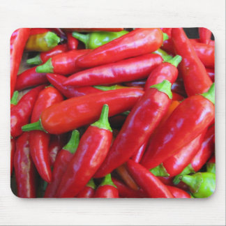Hot Chili Peppers Mouse Pad