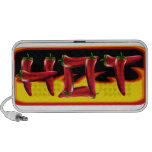 Hot Chilies Text iPhone Speaker