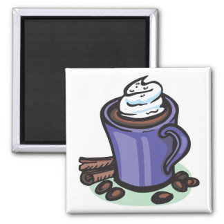 hot chocolate cocoa refrigerator magnets