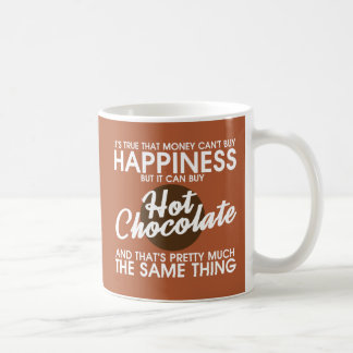 Hot Chocolate Happiness Mug