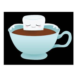 Hot Chocolate Postcard