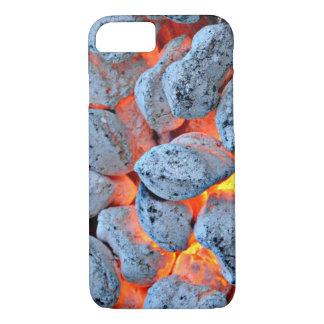 Hot Coals iPhone 8/7 Case