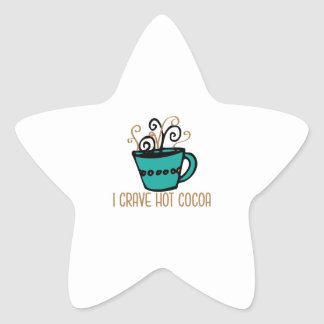 Hot Cocoa Stickers