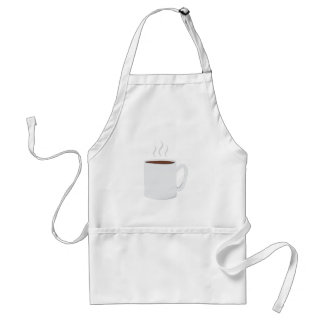 Hot Coffee Aprons