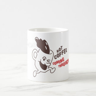 HOT COFFEE COFFEE MUG