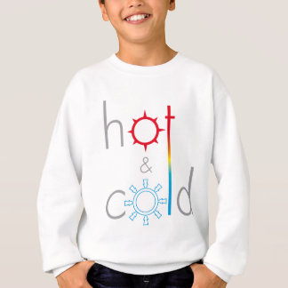 Hot&Cold logo Sweatshirt