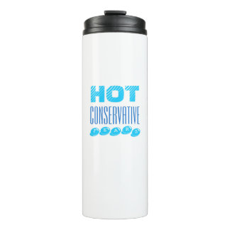 HOT CONSERVATIVE TEARS thermal tumbler