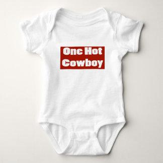 Hot Cowboy Baby Bodysuit