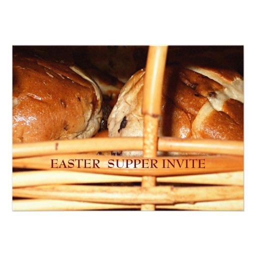 Hot Cross Buns Easter Basket #2 Announcements