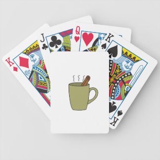 HOT CUP OF TEA BICYCLE PLAYING CARDS
