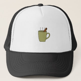 HOT CUP OF TEA TRUCKER HAT