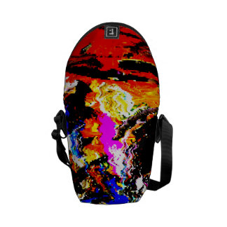Hot Date Messenger Bags
