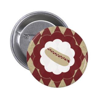 hot dog diamonds buttons