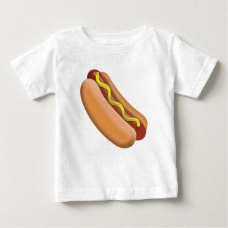 Hot Dog Emoji Baby T-Shirt