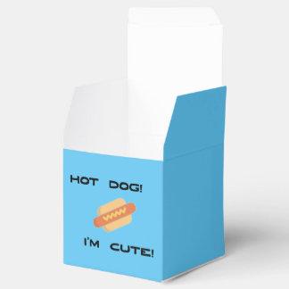 Hot Dog I'm Cute Favour Box