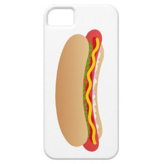 Hot Dog iPhone 5 Covers