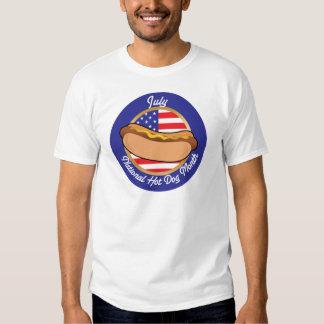 Hot Dog National T-shirts