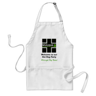 Hot Dog Party Standard Apron