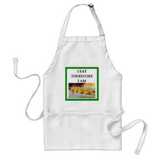 HOT DOG STANDARD APRON