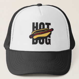 hot dog 🌭 trucker hat