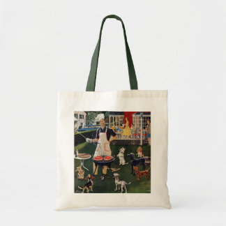 Hot Dogs Budget Tote Bag