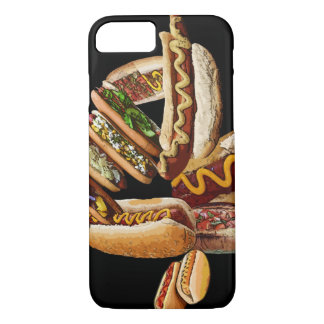 Hot Dogs iPhone 7 Case