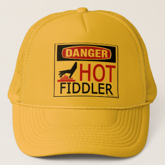 Hot Fiddler Trucker Hat