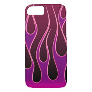 Hot Flames iPhone 8/7 Case