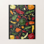 Hot for Chilis Jigsaw Puzzles