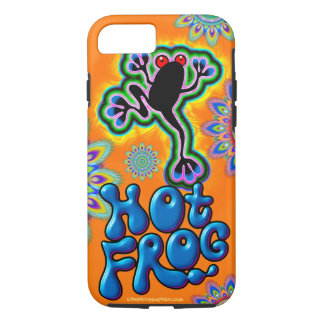 Hot Frog Surf summer lovin' iPhone 7 case