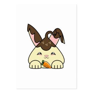 Hot Fudge Vanilla Hopdrop Business Cards