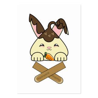Hot Fudge Vanilla Hopdrop Crossticks Business Card Templates