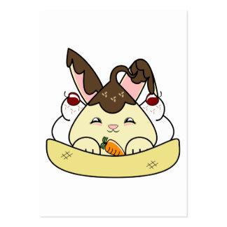 Hot Fudge Vanilla Hopdrop Sundae Business Card