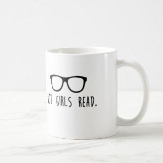 Hot Girls Read Mug
