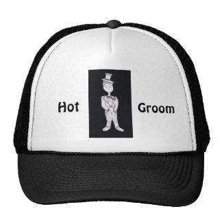 Hot Groom Cap