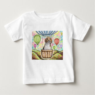 -hot hair balloon baby T-Shirt