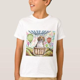 -hot hair balloon T-Shirt