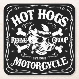 Hot Hogs™ Classic Coasters