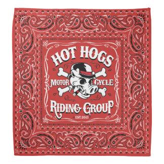 Hot Hogs™ Classic Red Bandana