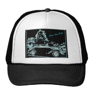 Hot, Hot Rods Cap Trucker Hat