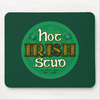 Hot Irish Stud (MousePad) Mouse Pad