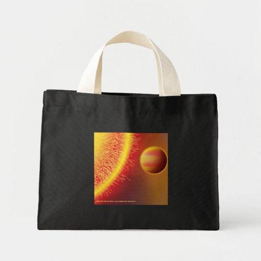 Hot Jupiter Tote Bag