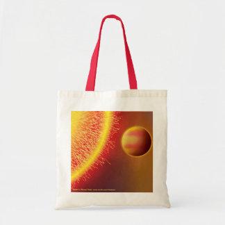 Hot Jupiter Budget Tote Bag