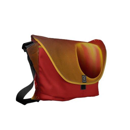 Hot Jupiter Messenger Bag