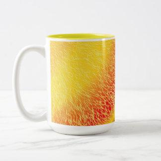 Hot Jupiter Two-Tone Mug