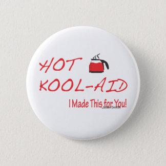 Hot Kool-Aid Julian Smith 6 Cm Round Badge